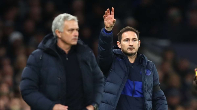 'I don't think Frank wants to speak to me' - Mourinho reacts to Lampard's Chelsea sacking - Bóng Đá
