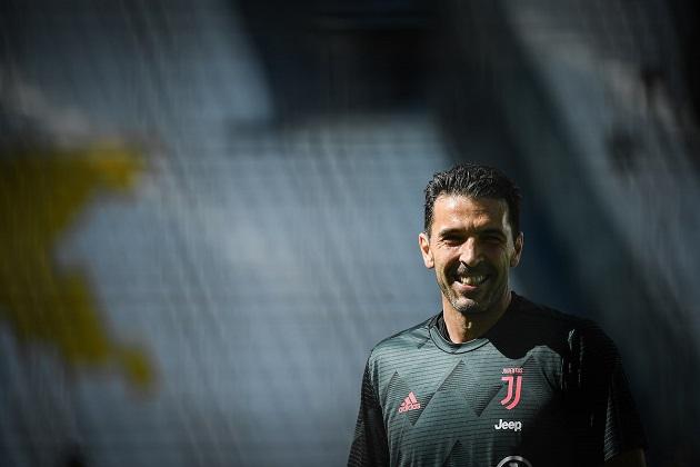 Juve, Buffon verso il rinnovo: punta al record di Ballotta - Bóng Đá