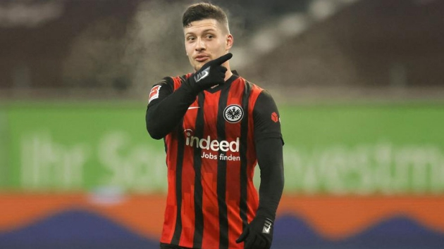 Jovic: My problems at Real Madrid had to do with the little time I was able to play - Bóng Đá