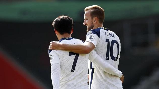 Kane, el único doble-doble de las cinco grandes ligas europeas - Bóng Đá