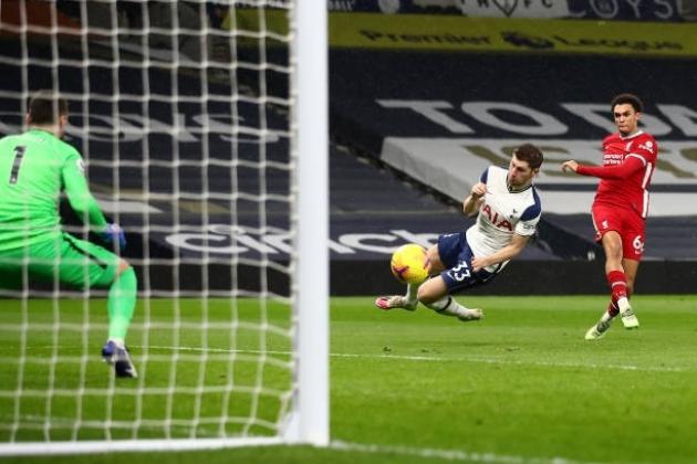 TRỰC TIẾP Tottenham 1-2 Liverpool (H2): Hojbjerg ghi siêu phẩm - Bóng Đá