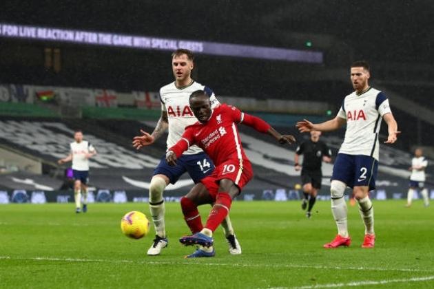 TRỰC TIẾP Tottenham 1-3 Liverpool (H2): Mane điền tên lên bảng tỷ số - Bóng Đá