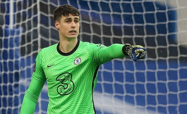 Kepa Arrizabalaga to be given chance to salvage his Chelsea career with new boss Thomas Tuchel keen to put faith in £72m goalkeeper - Bóng Đá