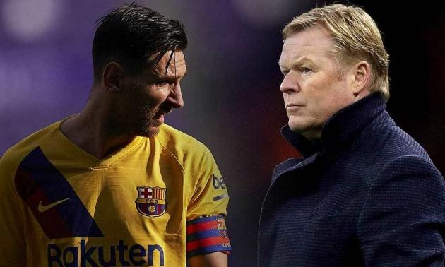 Barcelona, chỉ một Messi liệu có làm nên cơ đồ? - Bóng Đá