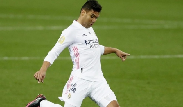 Casemiro is untouchable and Real Madrid will not listen to any offers - Bóng Đá