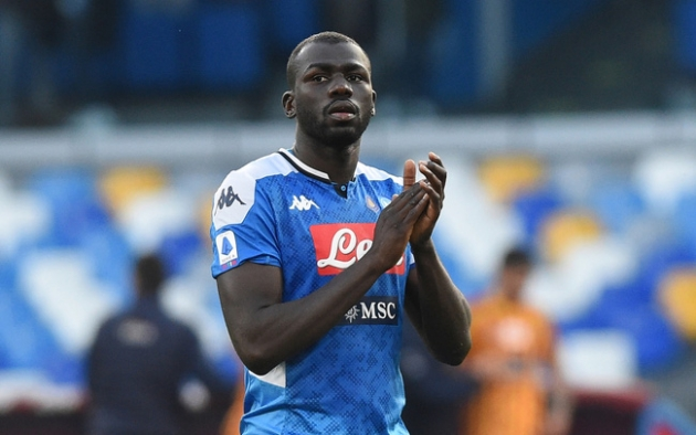Man United tried to land Napoli defender for €100m but pandemic could see much lower second offer - Bóng Đá