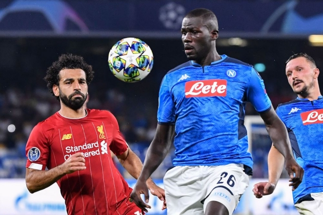 Man United and rivals Man City in ongoing battle for Napoli defender - Bóng Đá