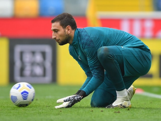 Chelsea, Paris Saint-Germain remain keen on Gianluigi Donnarumma? - Bóng Đá