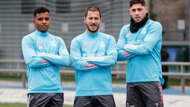 Real Madrid trio's message of hope: We'll be back soon - Bóng Đá