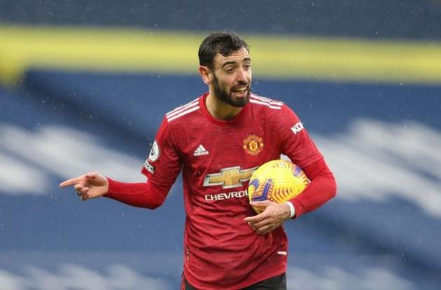 Man Utd cần thêm Bruno Fernandes cho 2 vị trí khác nhau - Bóng Đá