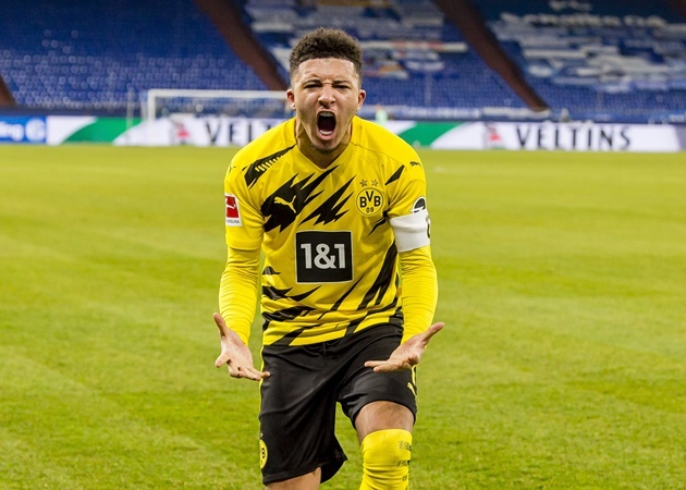 Manchester United 'pause' pursuit of Borussia Dortmund star Jadon Sancho, with Old Trafford chiefs excited by the 'persistent rise' of Mason Greenwood...  - Bóng Đá