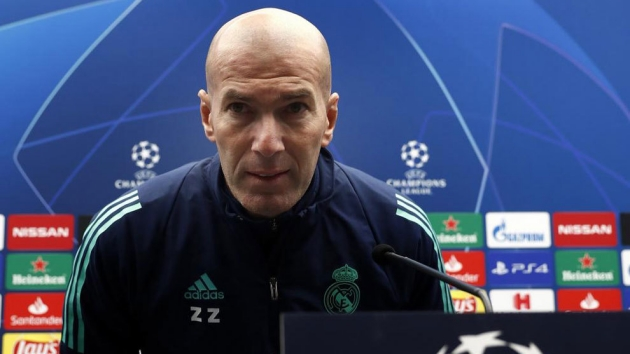 Zidane: Much is said about injuries but I'm happy with the players I have - Bóng Đá