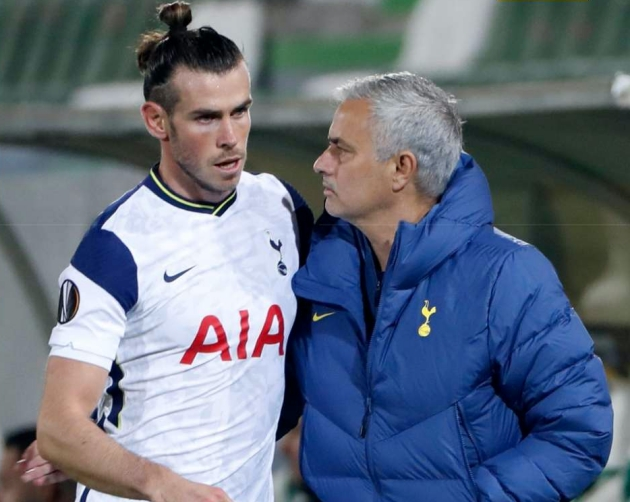 Mourinho wants to play 'happier than ever' Bale more often - Bóng Đá