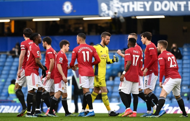 David de Gea says United have to do more in matches against big clubs - Bóng Đá