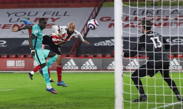 5 điểm nhấn Sheffield - Liverpool - Bóng Đá