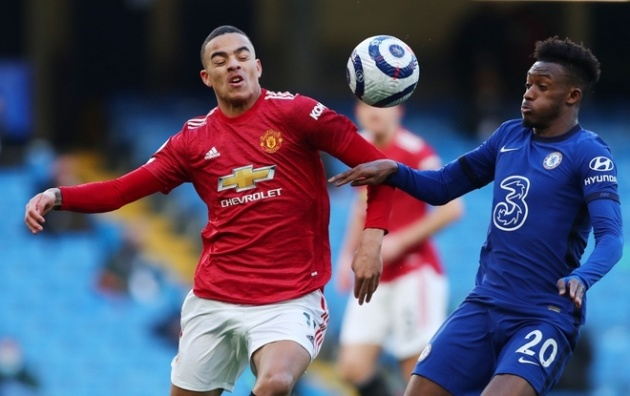 Hòa Chelsea thất vọng, Bruno bộc lộ rõ điểm yếu của Man Utd - Bóng Đá