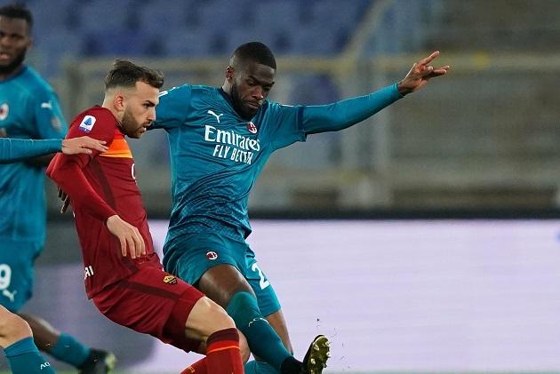 Tuttosport: Tomori repays faith of Pioli and gives Milan boss a dilemma regarding Romagnoli - Bóng Đá
