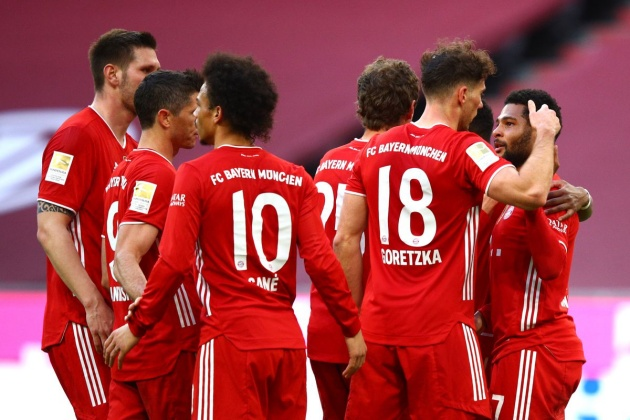 Bayern, not Manchester City, are best club in Europe - Guardiola - Bóng Đá