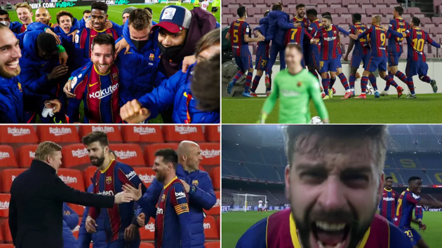 A rush that few have felt at Barcelona - Bóng Đá
