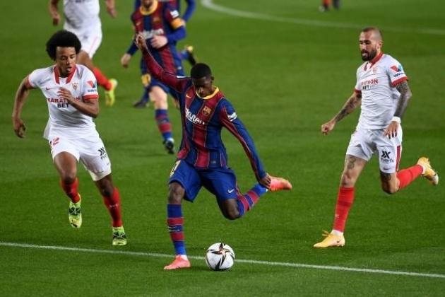 Không phải Messi, Koeman đã dùng