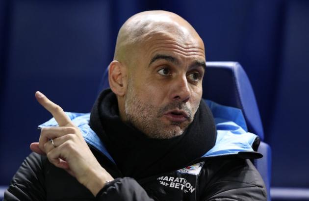 Man Utd đã thua Man City từ câu nói của Pep Guardiola - Bóng Đá