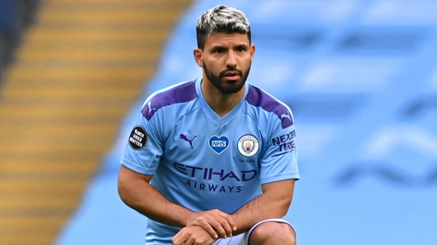Is it time for Sergio Aguero to move on? - Bóng Đá