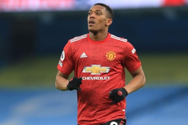 Gary Neville delivers Anthony Martial transfer verdict after Man City display for Manchester United - Bóng Đá