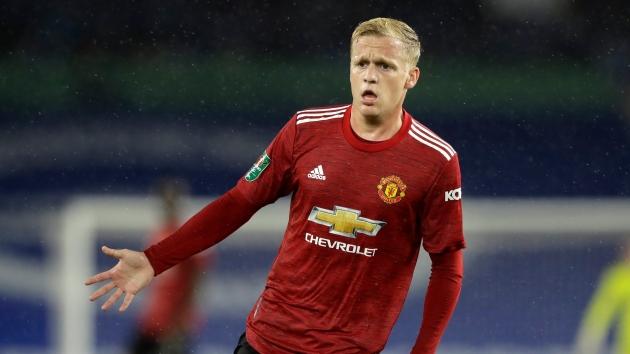 Donny van de Beek is being made to rue Tottenham transfer decision after Man Utd nightmare - Bóng Đá