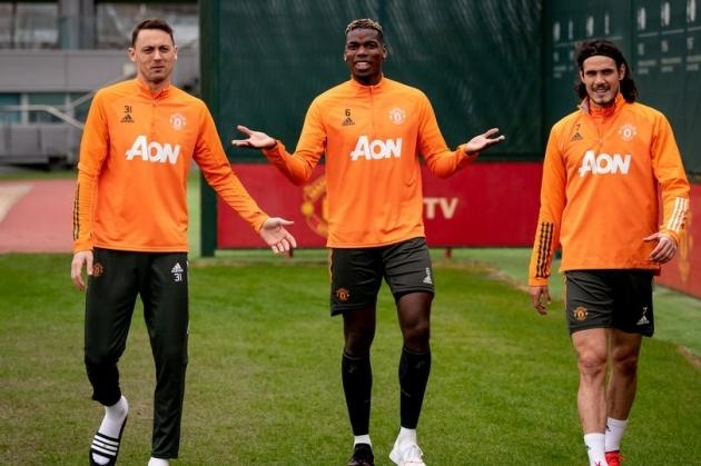 Nemanja Matic hints at Manchester United tactical approach vs AC Milan - Bóng Đá