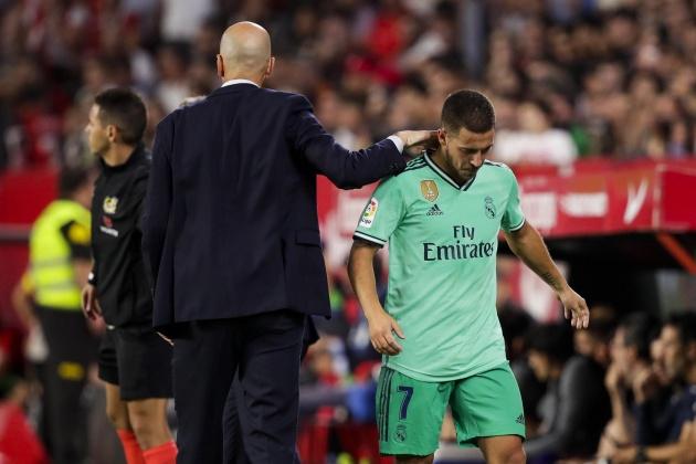 Làm ngay 1 điều, Zidane sẽ cứu Hazard thoát khỏi