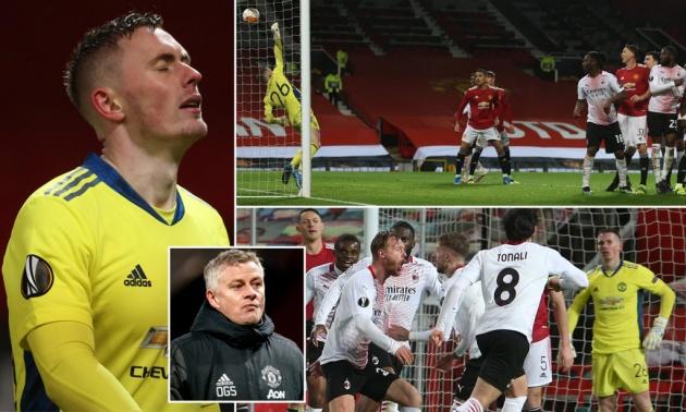 Dean Henderson thêm 1 lần khiến CĐV Man Utd thổn thức - Bóng Đá