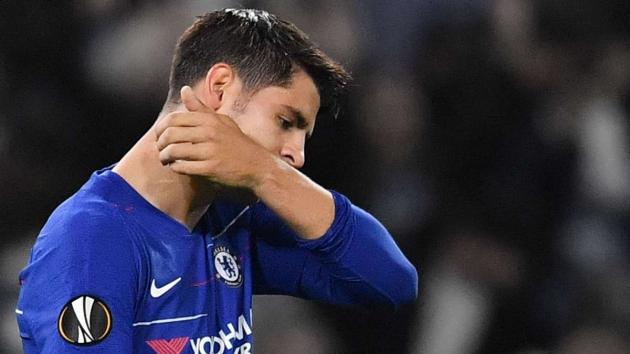 Morata reveals he 'came close' to depression during Chelsea stint - Bóng Đá