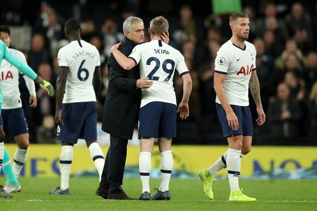 The addition to Jose Mourinho's 2021/22 squad that will impact Tanguy Ndombele and Dele Alli - Bóng Đá