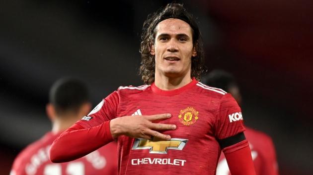 Hàng công Man Utd cần một điều từ Cavani - Bóng Đá