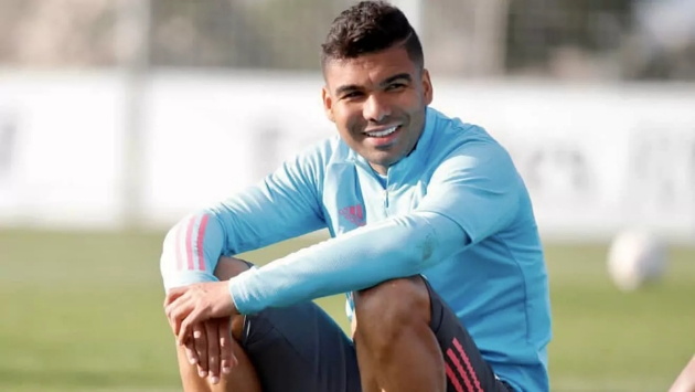 Casemiro: Real Madrid will fight for both titles, everyone knows what we are capable of - Bóng Đá