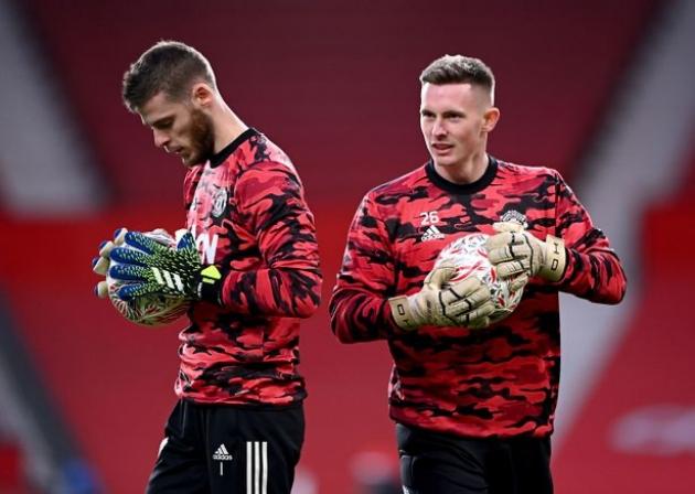 Three clubs chasing David de Gea as Man Utd goalkeeper eyes transfer after axe - Bóng Đá