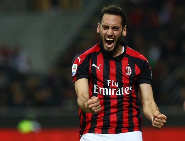 Chelsea join race for AC Milan's Hakan Çalhanoğlu — report - Bóng Đá