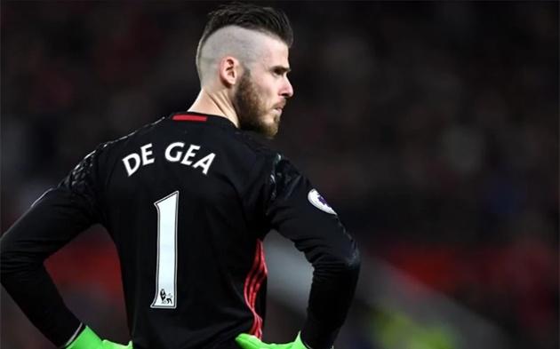 Sau tất cả, De Gea với Man Utd chỉ còn chuỗi ngày buồn - Bóng Đá