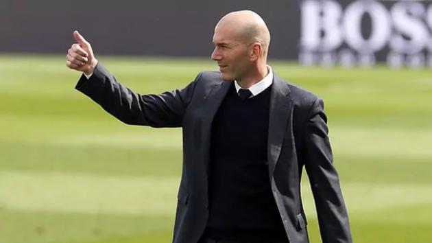 Khuất phục Liverpool, Zidane trông chờ vào 2