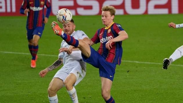 De Jong: LaLiga Santander is in Barcelona's hands - Bóng Đá