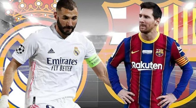 Vì 2 lý do, Real sẽ khiến Barcelona ôm hận tại Bernabeu - Bóng Đá