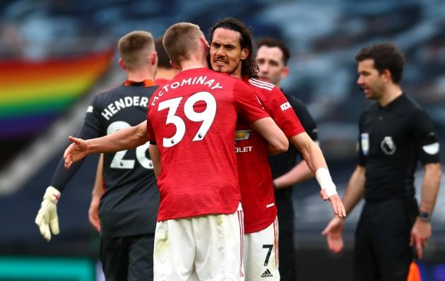 """Real energy"" – Man United star lauds three teammates after win vs Tottenham - Bóng Đá"