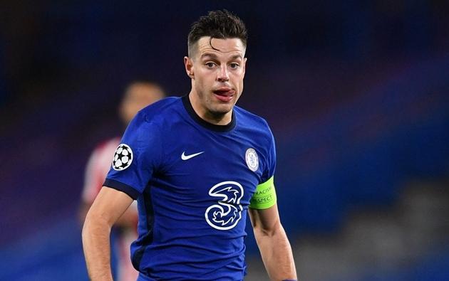Azpilicueta hails Chelsea 'fighting spirit' against Porto, credits attacking players, too - Bóng Đá