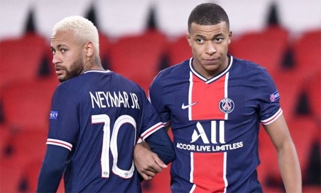 Al-Khelaifi: Neymar and Mbappe have no reason to leave - Bóng Đá