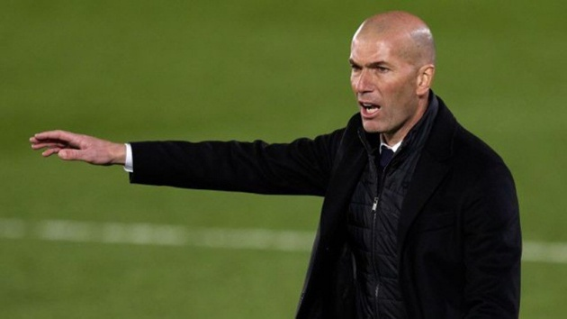 Zidane và nhiệm vụ khiến Real vĩ đại trở lại - Bóng Đá