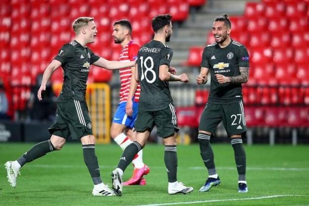 3 lý do tin Man Utd sẽ đánh bại Granada một cách thuyết phục - Bóng Đá