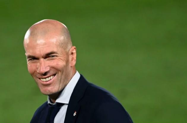 Zidane đang khiến giới truyền thông phải
