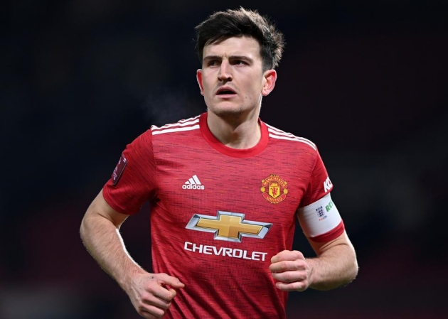 Harry Maguire Deserves More Respect At Manchester United - Bóng Đá