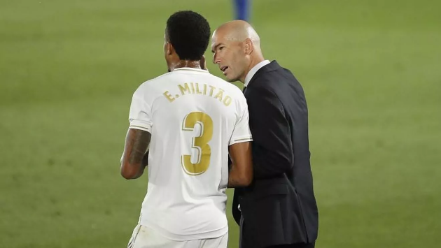 Julio Cesar: Militao is a centre-back for the next 10 years for Real Madrid - Bóng Đá
