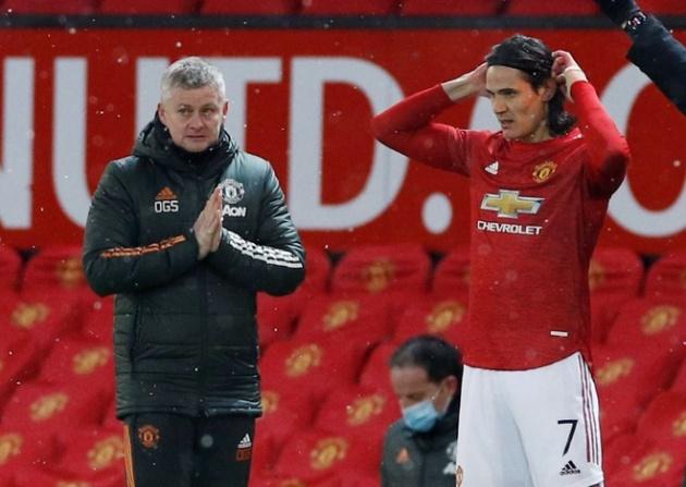 Man Utd giữ chân Edinson Cavani: Tại sao không? - Bóng Đá